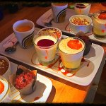 café gourmand  4 mignardises