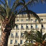 Promenade des Anglais Foto