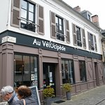 Photo of Restaurant Le Velocipede