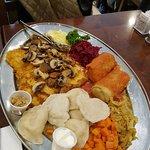 Platter for 2!! Huge!! Delicious!!