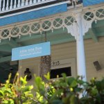 Dining in a classic Key West home built in the 1800's