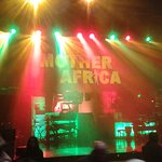 Mother Africa - View from row E