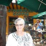 Starbucks in Cozumel, MX