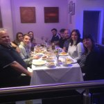 Great Birthday meal with family