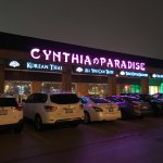 Cynthia's Paradise - Entrance