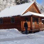 Oprey cabin