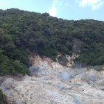 parte del volcan