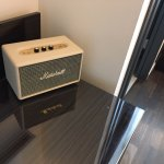Marshall Amp Styled Bluetooth Speaker Amp