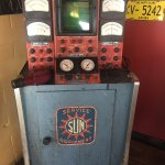 SUN 420 Electrical Engine Tester, Plates Eatery & Catering Co, 2601 Cliffe Ave, Courtenay, Briti