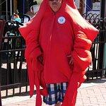 Seafood guy.