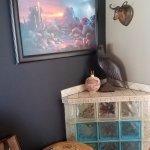 Casita interior (Living Room)