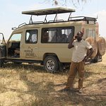 Willie, of Maasai background, was our exceptional guide from Access2Tanzania.