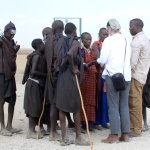 Willie, a Maasai himself, helped us talk to and deal with the Maasai on the borders of the Seren