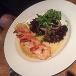 Sambuco Prawns, Giovanni's Ristorante & Lounge,n #3 & #4, 180 Second Ave West, Qualicum Beach,BC