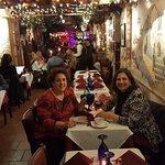 A lovely birthday dinner celebration at the cozy, Da Marinos!