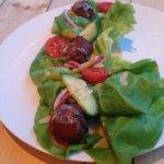 Falafael salad