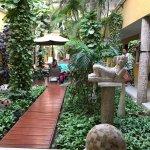 Photo de Hotel Las Golondrinas