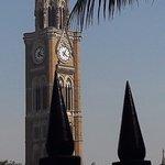 Rajabai Clock Tower from Oval Maidan