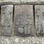Medieval grave covers