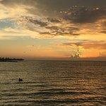 Súper para ver el amanecer en la orilla de la playa