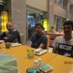 At Cafe G