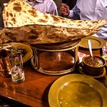 table naan