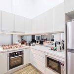 Cityside Penthouse Kitchen