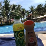 Photo de Pandanus Resort