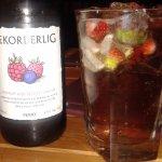 That rare creature - Rekorderlig cider