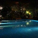 Première piscine