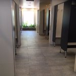 Ladies Bathroom Shower Cubicles