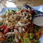 The Barley Tossed salad
