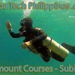 Sidemount courses