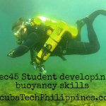PADI TecRec training courses