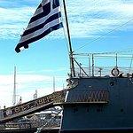 Photo of Floating Naval Museum Battleship Averof
