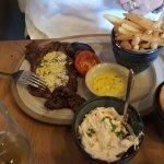 10oz sirloin steak