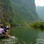 Trang An Eco Park - boat tour (1 person!)