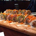 Sushi en yamamori