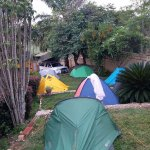 Kigali Hostel camping site