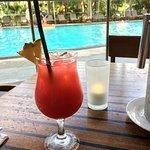 Fruit Tingle Mocktail, Yum!