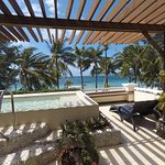 Juanito Suite with private pool and beachfront view