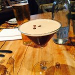 Perfect expresso martini