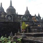 Tourism place at Bali