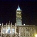 S. Maria Maggiore nightsight