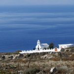 Photo of Santorini Volcano