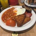Fab breakfast.....