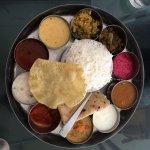 Fantastic thali