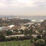Over the Bosphorus
