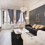 Royal Valencia apartamento de 4 habitaciones en Eixample calle Valencia 363