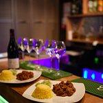 Curry D'agneau Riz Safrané et Chouchou